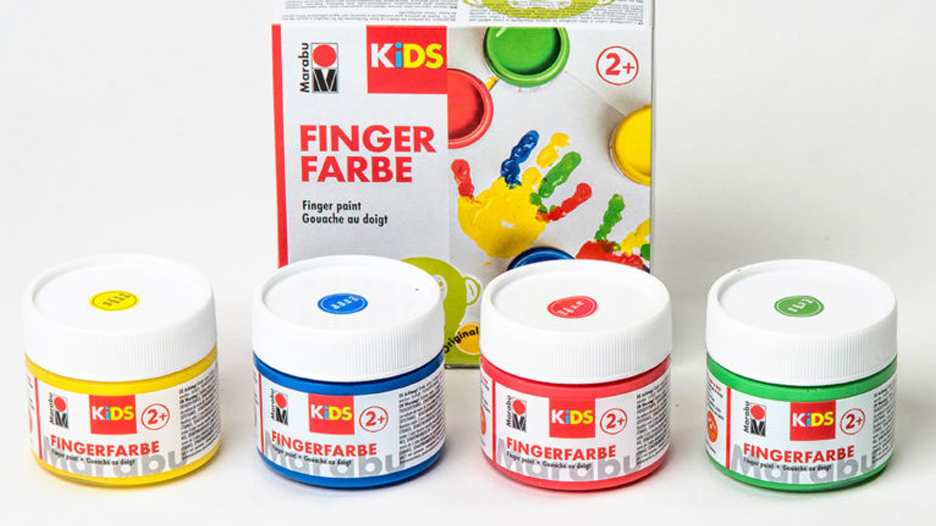 Marabu Fingerfarben